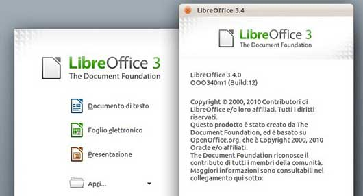LibreOffice 3.40