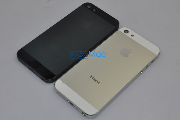 Immagini rubate dell'iPhone 5
