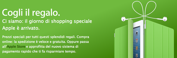 Apple festeggia il Black Friday
