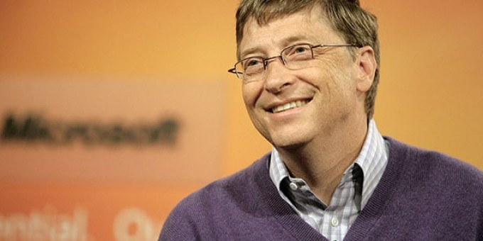 Per Bill Gates Windows 8 è un prodotto fantastico