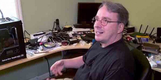 Linus Torvalds e il turpiloquio Open Source